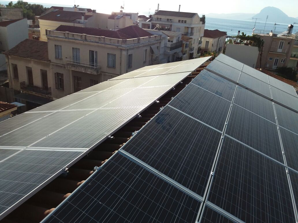 Φωτοβολταϊκο Πατρα 11.18 kWp